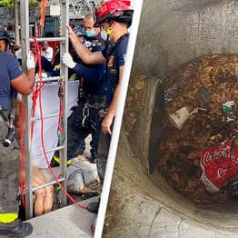 Woman Reported Missing Three Weeks Ago Found Alive Trapped In Storm Drain