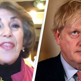 Edwina Currie Compares Johnson's COVID Patients Handshaking With Princess Diana's HIV Response