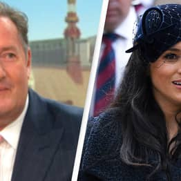 Mental Health Charity Calls Out Piers Morgan For Saying He Didn't Believe Meghan Markle Felt Suicidal