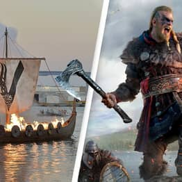 Maine Looking To Legalise Viking-Style Funerals Where You Go Out In Blaze Of Glory