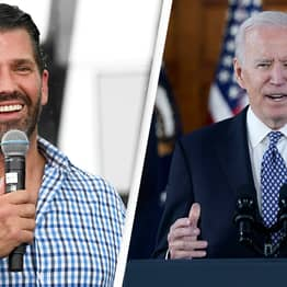 Donald Trump Jr. Criticised For Sharing Video Of His Father 'Attacking' Biden