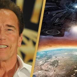 Arnold Schwarzenegger Voted Person To Be Put In Charge If Aliens Invade The Planet