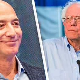Jeff Bezos Rejects Bernie Sanders' Invitation To Attend Income Inequality Hearing