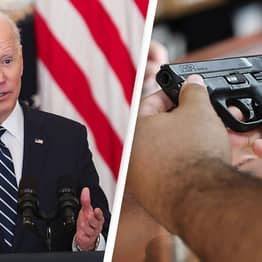 57% Of Americans Disapprove Of Biden's Stance On Gun Violence