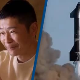 Japanese Billionaire Paying For Eight People To Fly To The Moon