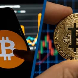 Bitcoin Just Hit $60,000 For The First Time Ever