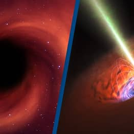 Supermassive Black Hole Observed 'Wandering' Through Space By Scientists