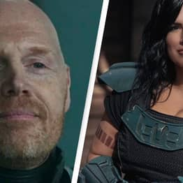 Bill Burr Defends Gina Carano After Mandalorian Firing For 'Abhorrent' Comments
