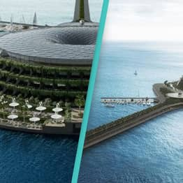 Floating Rotating Eco Hotel That Generates Its Own Energy Coming To Qatar