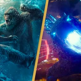Godzilla Vs. Kong Review: A Bad Movie With Immense Monster Brawls