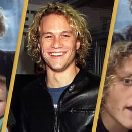 American Man's Daughter Thinks Heath Ledger Is Her Dad In Adorable TikTok