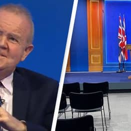 Have I Got News For You's Ian Hislop Savagely Mocks Government's Briefing Room Spending On Question Time
