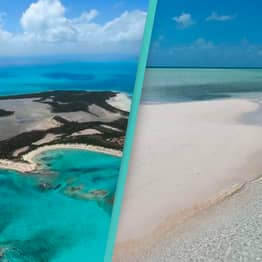 Private Island Worth $19.5 Million Goes On Sale In Bahamas