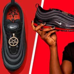 Creators Of Lil Nas X's Satan Shoes Reveal Whose Blood Is Actually Inside