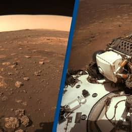 NASA Releases Audio Of Wind On Mars And It's Really Eerie