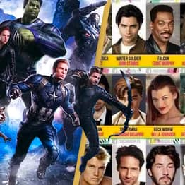 Someone Has Recast The MCU as '90s Movie Stars And It's Scarily Accurate