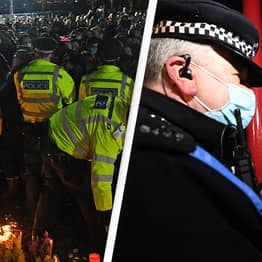 Met Police Claim They Received 'Severe Provocation' At Sarah Everard Vigil
