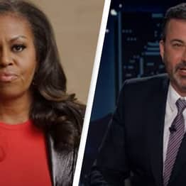 Michelle Obama Hits Back At Jimmy Kimmel After He Asks 'Sick' Question About Her Sex Life