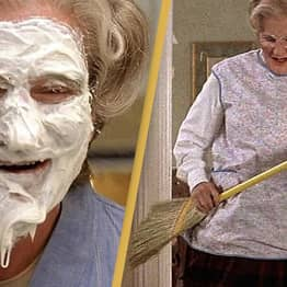 People Are Demanding To See The NC-17 Cut Of Robin Williams Classic Mrs. Doubtfire