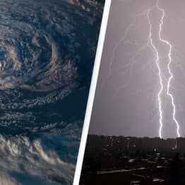 Super-Cold Thunderstorm Sets Record For Lowest Temperature Ever Recorded On Earth
