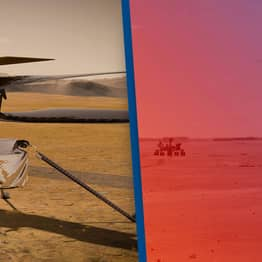 NASA Announces Details Of Historic Helicopter Flight On Mars, First Ever Controlled Flight On Another Planet
