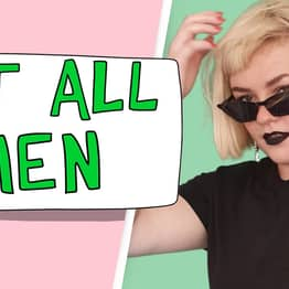 Instagram Removes Post Criticising 'Not All Men' Because It Violates Community Guidelines