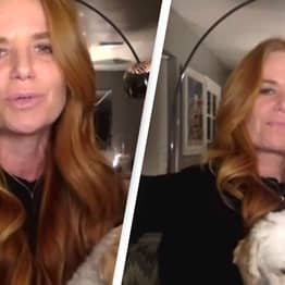 Patsy Palmer Storms Off Good Morning Britain After Words On Screen Brand Her Addict To Wellness Guru