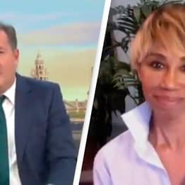Piers Morgan Doesn't Get To Say What Is And Isn't Racism, Says Trisha Goddard