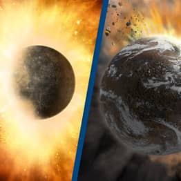 Ancient Planet Could Be Buried Within Earth, Study Finds