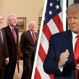 All Living Former Presidents Except Trump Come Together For COVID Vaccination Campaign