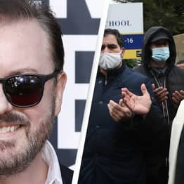 Ricky Gervais Criticises Those Protesting Over Muhammad Image Shown In School
