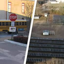 School Gives Every Teacher Up To $15,000 Raises After Installing Solar Panels