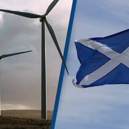 Almost 100% Of Scotland's Energy Was Powered By Renewables Last Year