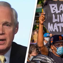 Republican Senator Says White Capitol Rioters Didn't 'Concern' Him But BLM Protesters Would