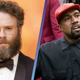 Seth Rogen Says Kanye West Once Rapped His Entire Album To Him In Back Of Limo