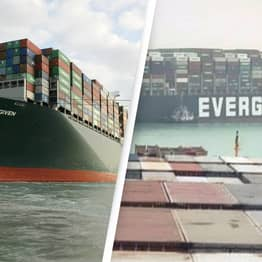 Petition Started To Put The Ever Given Back In The Suez Canal