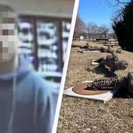 Teenagers Arrested For Causing $15,000 In Damage At Holocaust Memorial