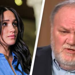 Meghan Opens Up About Dad Lying To Her Ahead Of Wedding In New Clip
