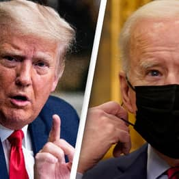 Trump Claims Biden Has Turned 'Most Secure Border' Into 'National Disaster'