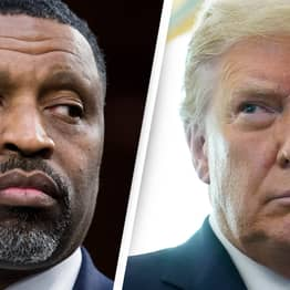 NAACP Head Says Suing Trump Will 'Cut The Head Off The Serpent Of White Supremacy'