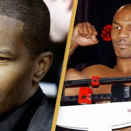 Jamie Foxx To Play Mike Tyson In New Martin Scorsese TV Show