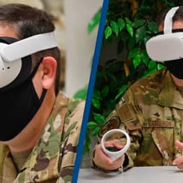 US Air Force Looking To Reduce Soldier Suicides With Virtual Reality Experiment