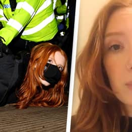Woman From Viral Vigil Photo Calls For People To Meet Outside Parliament Square Tomorrow