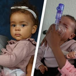 14-Month-Old In Race Against Time To Raise $2 Million For Life-Saving Treatment