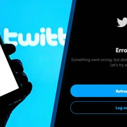 Twitter Users Struggle To Log  On After Site Suffers Outage