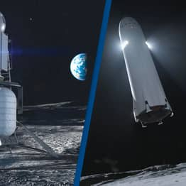 SpaceX Wins $2.9 Billion Contract to Build New NASA Moon Lander