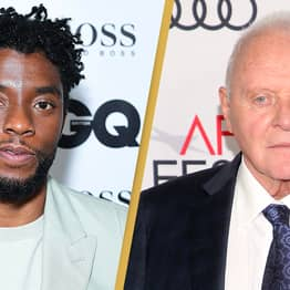 Chadwick Boseman Lost To Anthony Hopkins And People Are Furious