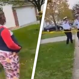Ohio Cop Shouts 'Blue Lives Matter' After Colleague Shot 16-Year-Old Teen