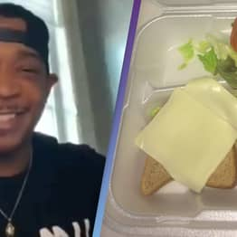 Ja Rule Is Putting Infamous Fyre Festival Cheese Sandwich Tweet Up For Auction For $80,000