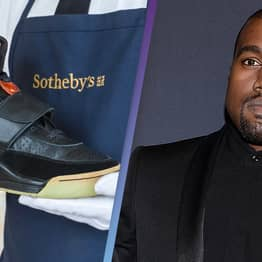 Kanye West's First-Ever Pair Of Yeezy's Are Going On Sale For $1 Million